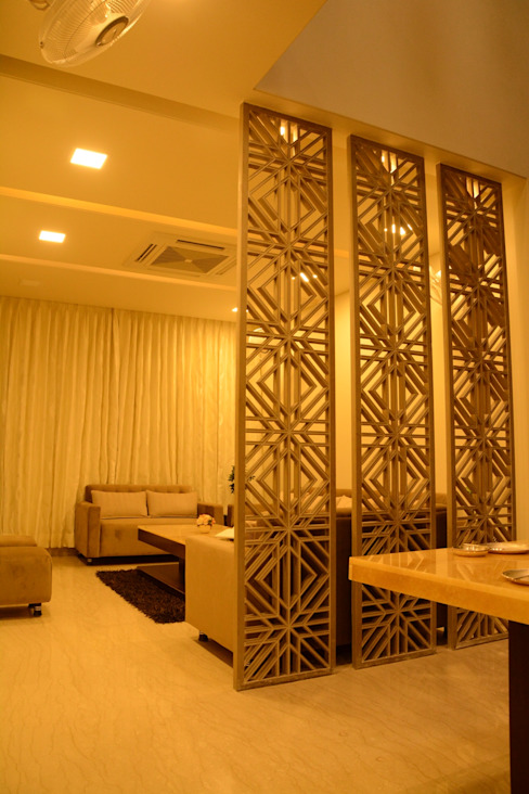 Living room by VB Design Studio Classic