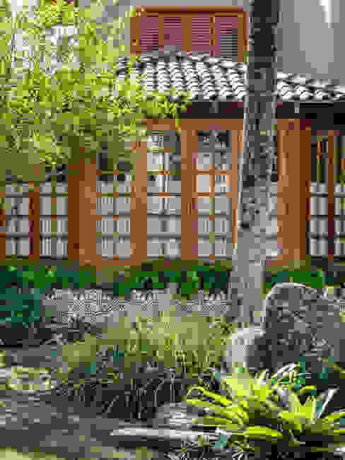Tropische tuinen van Le Jardin Arquitectura Paisagística Tropisch
