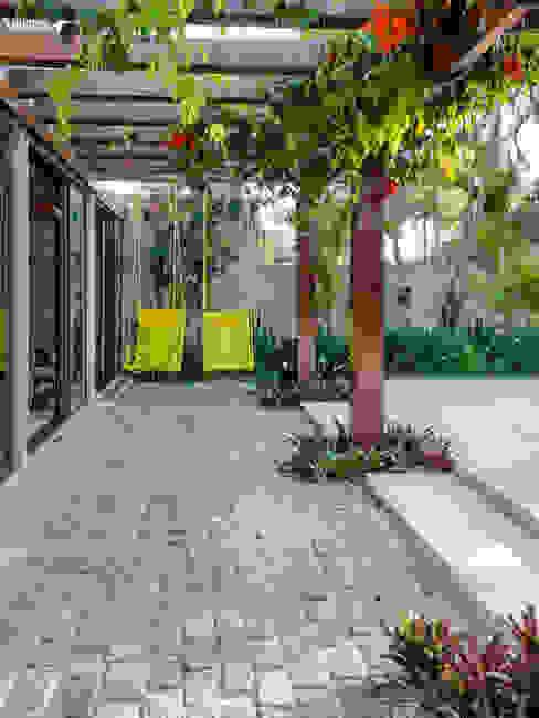 Le Jardin Arquitectura Paisagísticaが手掛けた庭, トロピカル