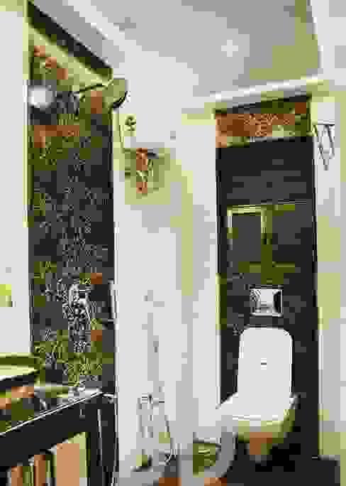 Master Bathroom Minimalist bathroom by SUMEDHRUVI DESIGN STUDIO Minimalist