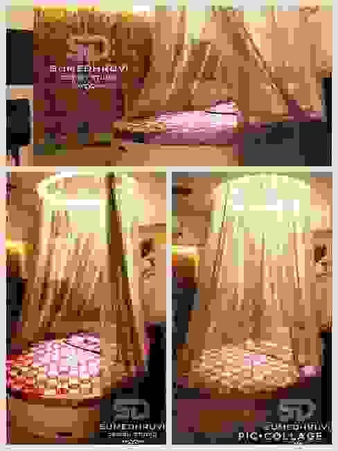 Daughter's Room SUMEDHRUVI DESIGN STUDIO Modern style bedroom