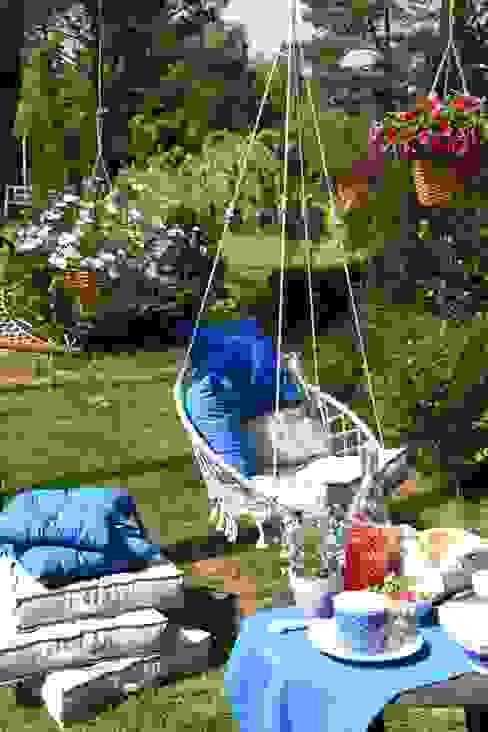 par Dekoria GmbH Scandinave Textile Ambre/Or