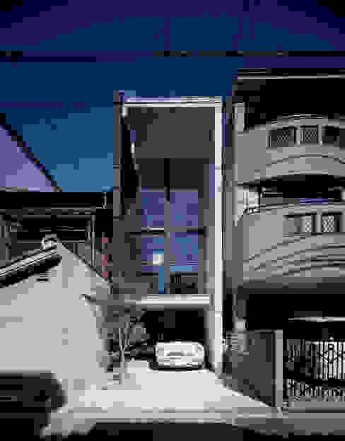 Maisons modernes par 藤原・室 建築設計事務所 Moderne