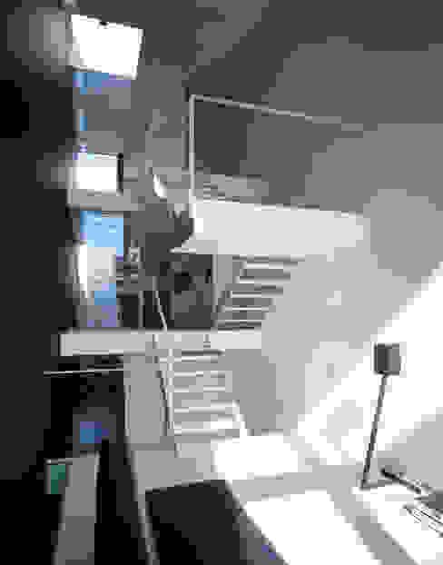 昭和町の家 / House in Showacho モダンデザインの リビング の 藤原・室 建築設計事務所 モダン