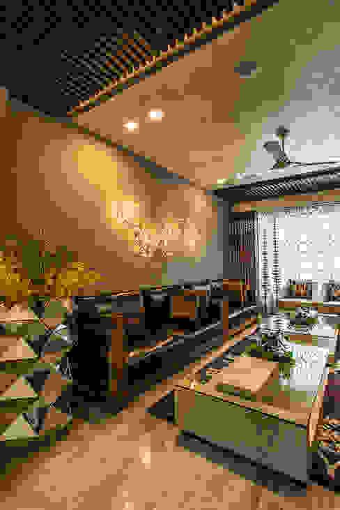 Formal Living Room Modern living room by Studio An-V-Thot Architects Pvt. Ltd. Modern