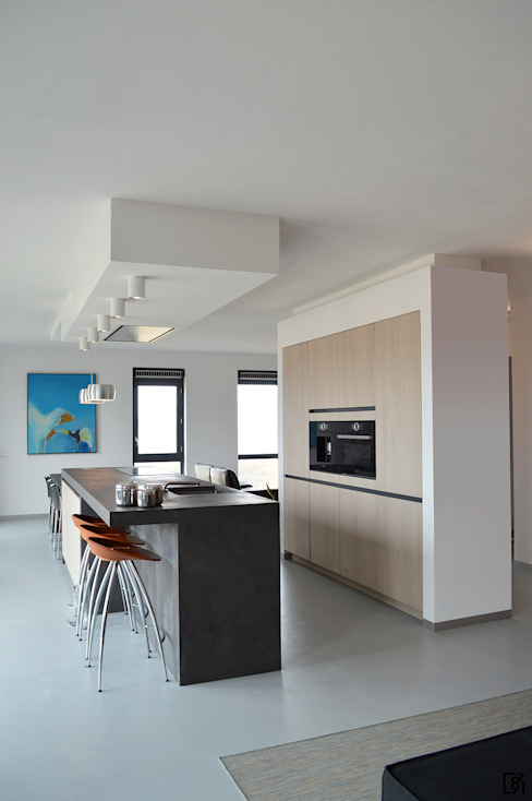 Modern style kitchen by Atelier Perspective Interieurarchitectuur Modern