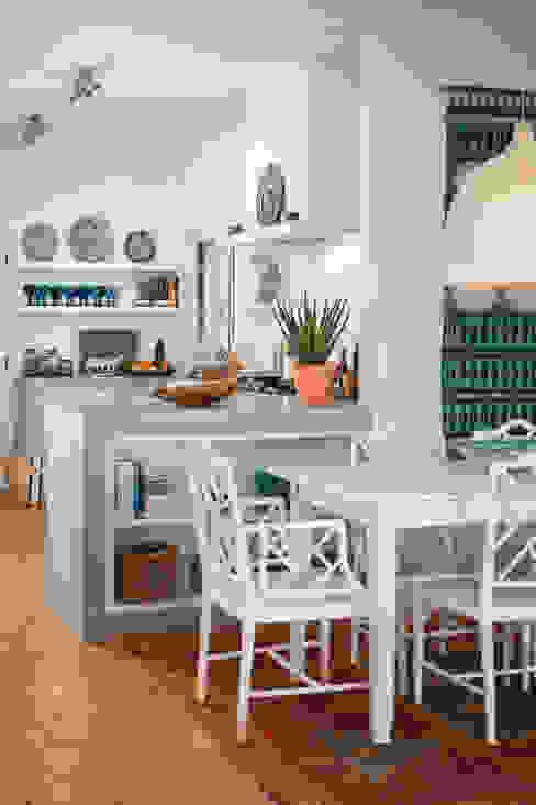 Ruang Makan oleh The Interiors Online, Eklektik