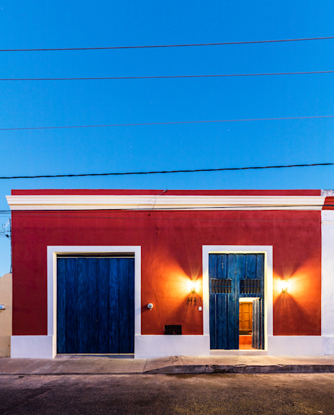 Houses by Taller Estilo Arquitectura, Modern
