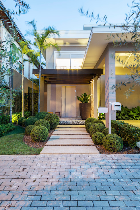 Jardines tropicales de Le Jardin Arquitectura Paisagística Tropical