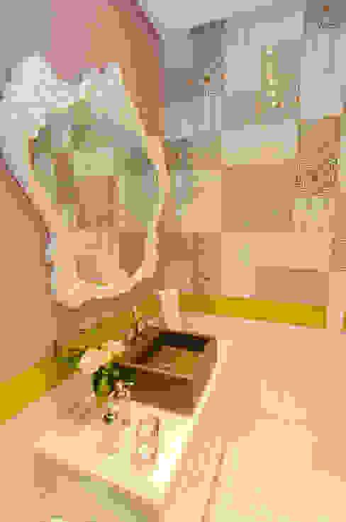 Escritório 238 Arquitetura Modern Bathroom