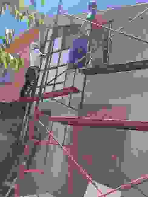 Inspección técnica de obras de Acondicionamiento térmico de viviendas existentes. de Ecosustenta. Arquitectura Ingenierìa y Construcciòn Sustentable