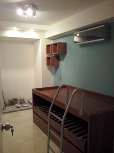 Habitación Infantil: Habitaciones infantiles de estilo  por Tu Obra Maestra