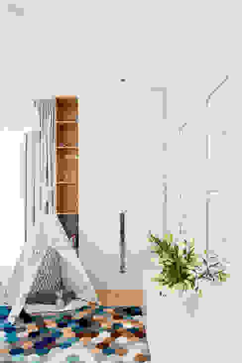 Modern Kid's Room by Ayuko Studio Modern