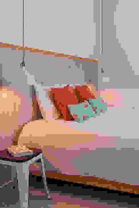 غرفة نوم تنفيذ Home Staging Factory,