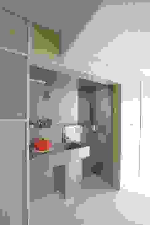 스칸디나비아 주택 by ピークスタジオ一級建築士事務所 북유럽