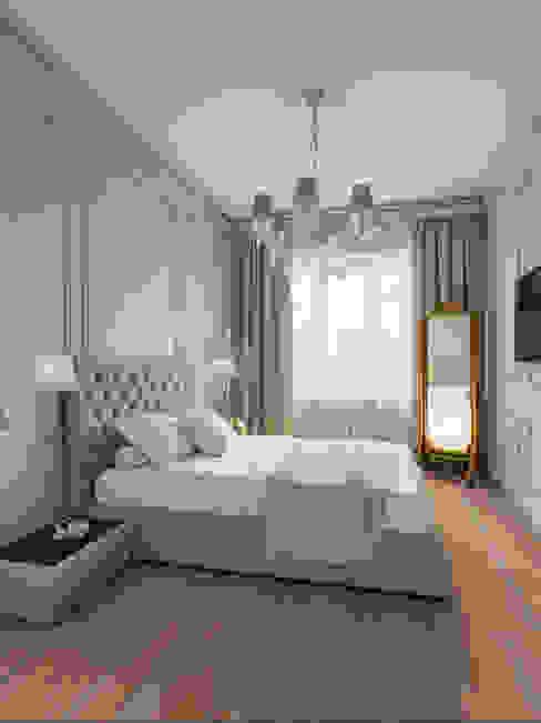 Dormitorios de estilo clásico de Дизайн-студия 'Вердиз' Clásico