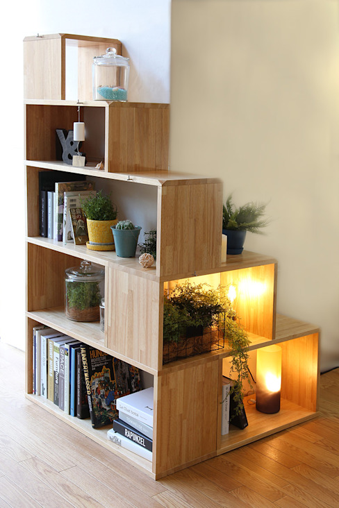 NYAND SHELF <TREE> - Furniture for Cats and Humans - &lodge inc. / 株式会社アンドロッジ Study/officeCupboards & shelving