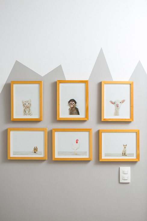 Nursery/kid's room by Little One, Scandinavian