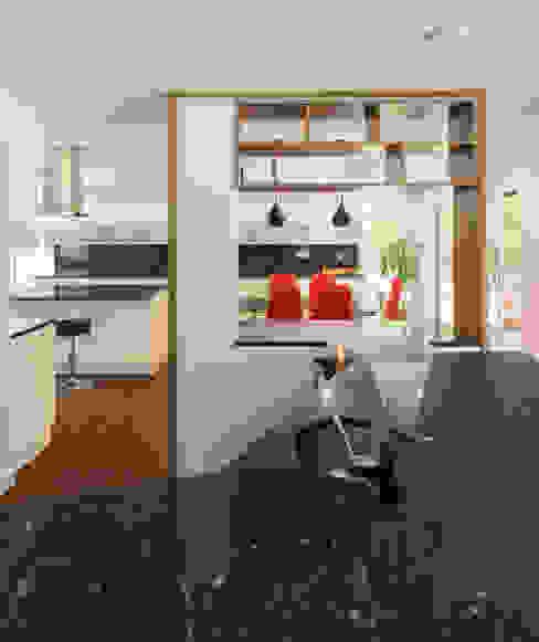 Cozinhas modernas por ARCHI-TEXTUAL, PLLC Moderno
