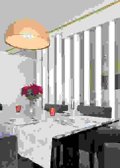 homify Salas de jantar modernas