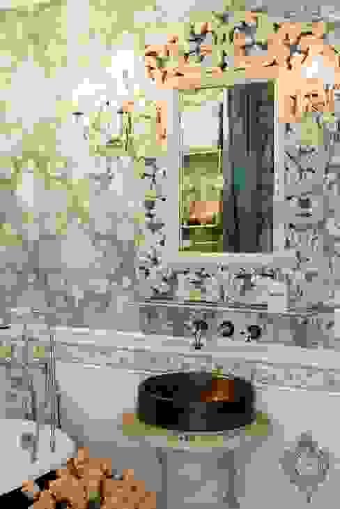 Bathroom Kellie Burke Interiors Classic style bathroom
