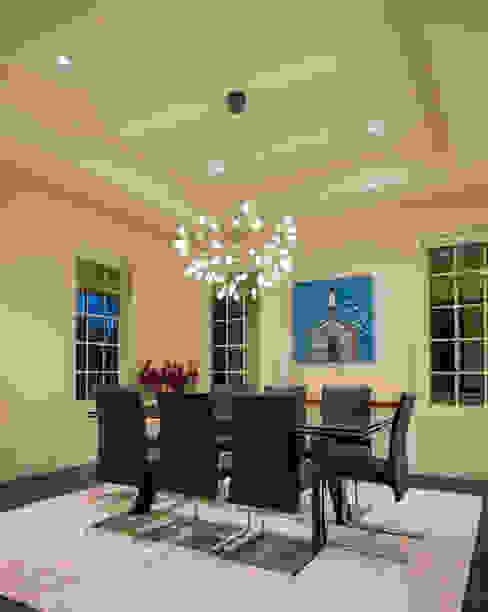 Craftsman Modern FORMA Design Inc. Modern Dining Room