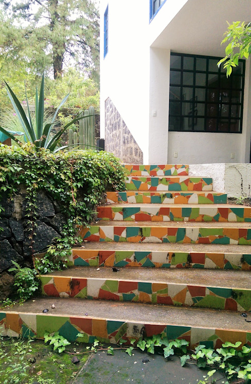 Garden by Paisaje Radical,