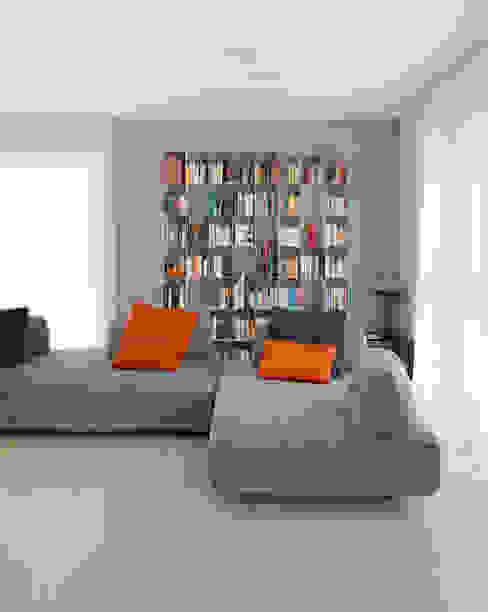 14 Ideen für ein graues Wohnzimmer, das neidisch macht!