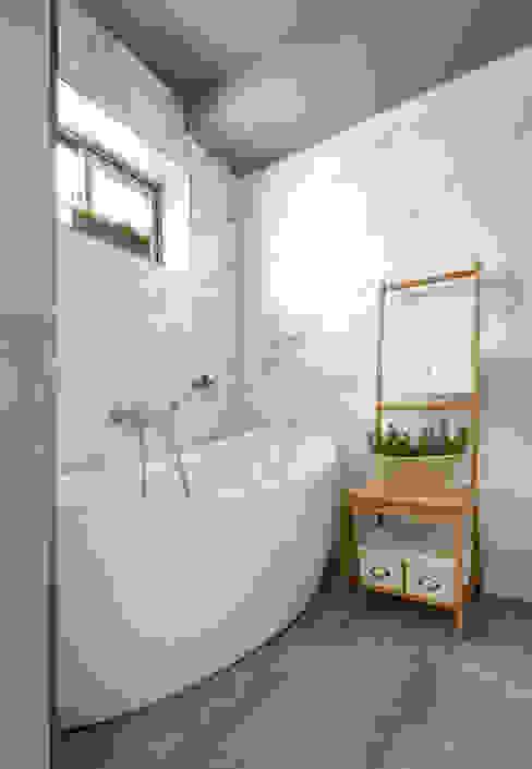 時尚多變化的浴缸挑選 根據 磨設計 簡約風