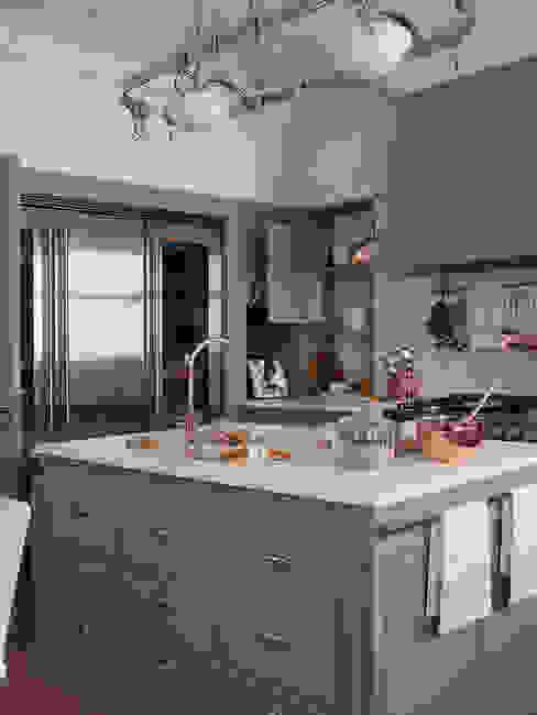 Casa Decor 2017 Cocinas de estilo clásico de DEULONDER arquitectura domestica Clásico