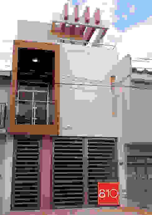 Maisons de style  par 810 Arquitectos, Moderne
