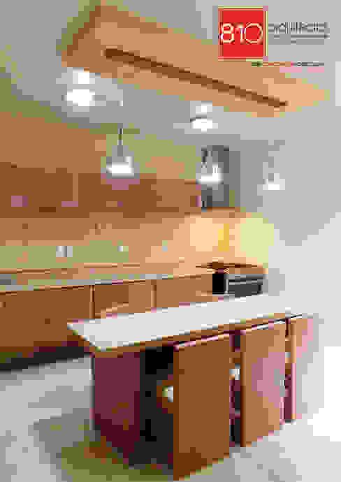 Cocinas de estilo  por 810 Arquitectos,