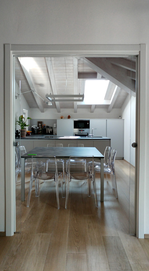 Casa FO zeroseidesign Cucina moderna