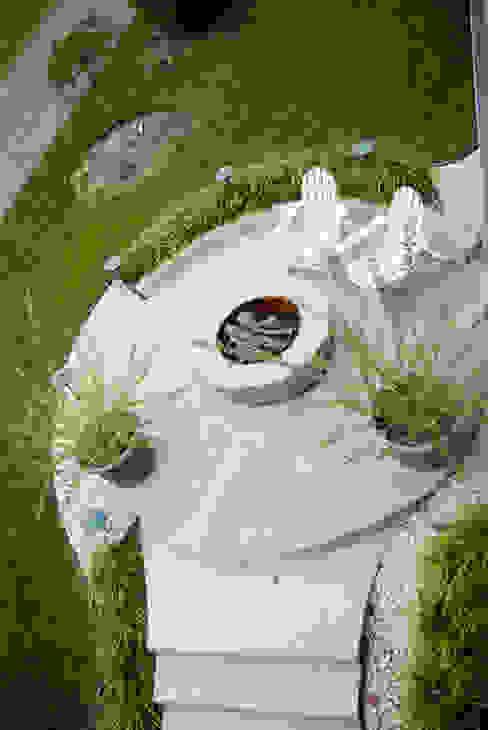 Lake Barcroft Residence Modern Terrace by FORMA Design Inc. Modern