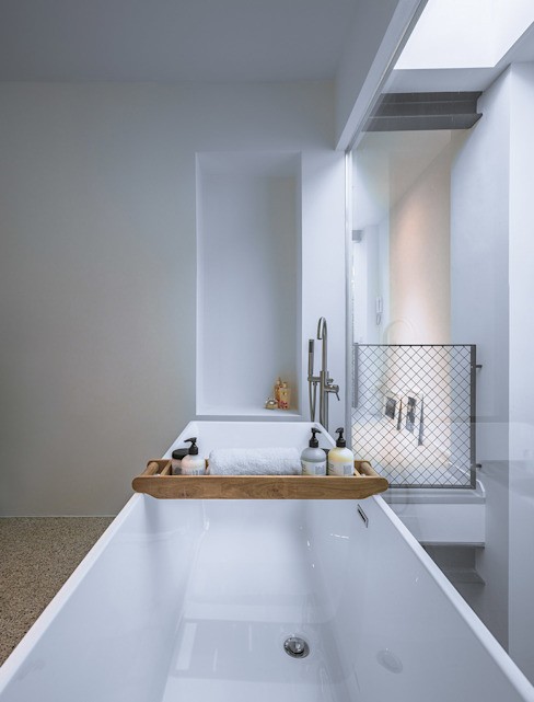 Kamar Mandi Modern Oleh EVA architecten Modern