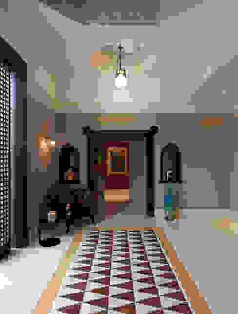 entrance lobby marble floor الممر الأبيض، الرواق، أيضا، درج من Design Zone بحر أبيض متوسط رخام