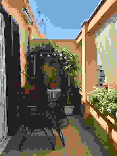 Terrasse de style  par EMC2Architetti,