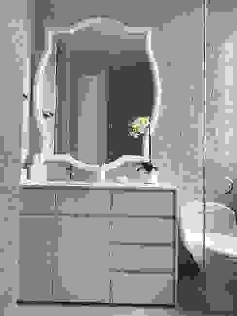 baño Baños de estilo ecléctico de Ecologik Ecléctico Cerámico