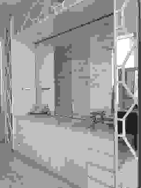 baño principal Baños de estilo clásico de Ecologik Clásico Mármol