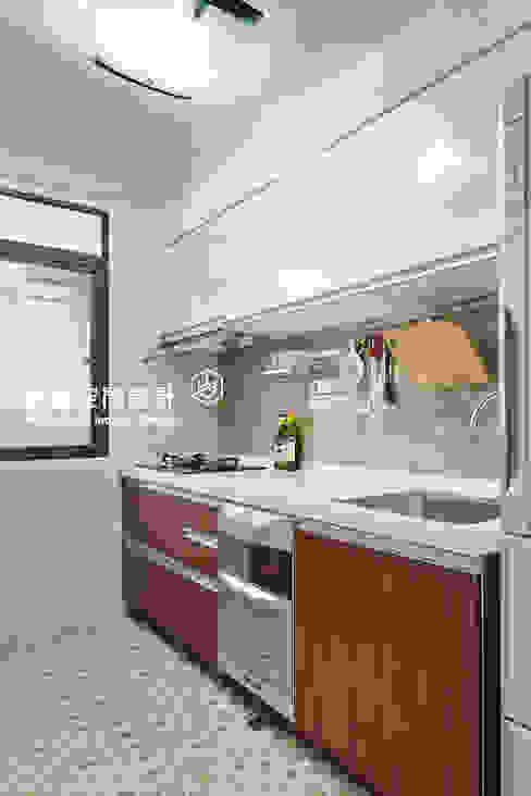 新北市 林口區 陳公館 顥岩空間設計 廚房