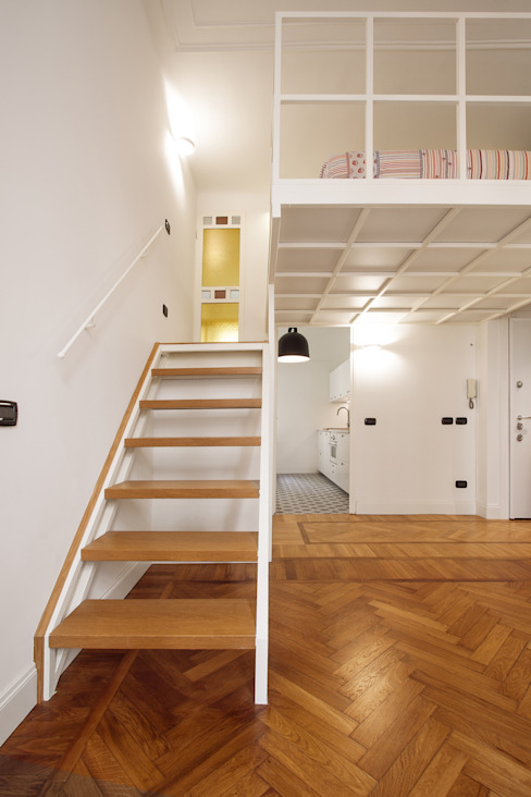 Living room by Chantal Forzatti architetto,