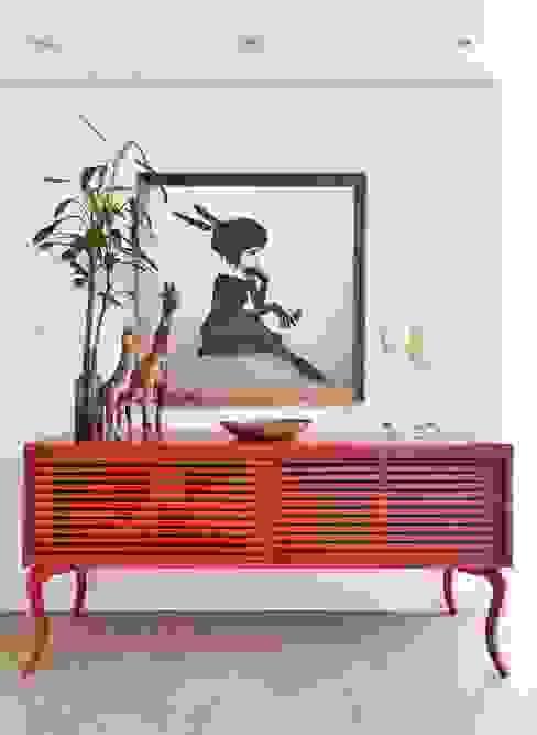 modern  by Move Móvel  Criação de Mobiliário, Modern Wood Wood effect