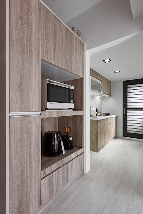 築川設計 Kitchen units