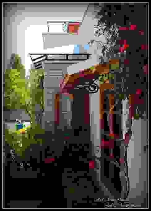 Sandarbh Design Studio บ้านและที่อยู่อาศัย