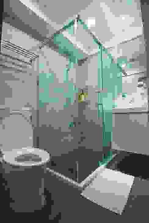 浴室 根據 寬軒室內設計工作室