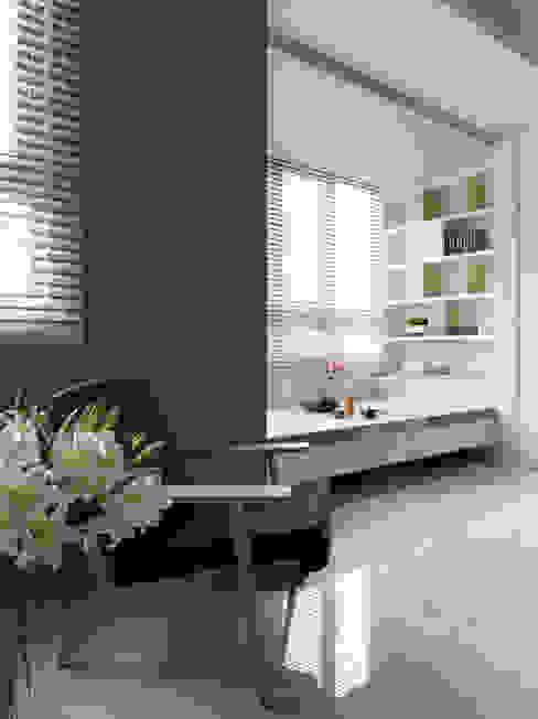 Modern Bedroom by 夏沐森山設計整合 Modern