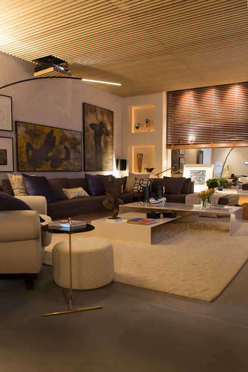 Casa Cor 2013 Susana Fiuza Arquitetura e Interiores