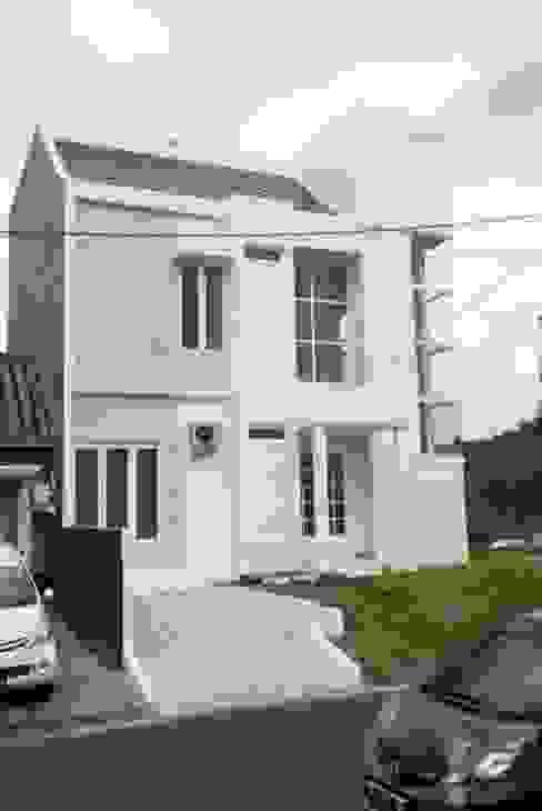 Rumah Tropis Minimalis di Kavling Hook Oleh PT. Yukatania Mandiri