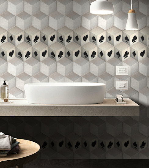 modern  by Massimiliano Toniol, Modern Tiles