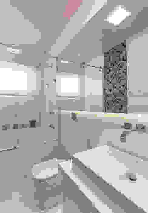 Banheiro 1 Charis Guernieri Arquitetura Banheiros modernos